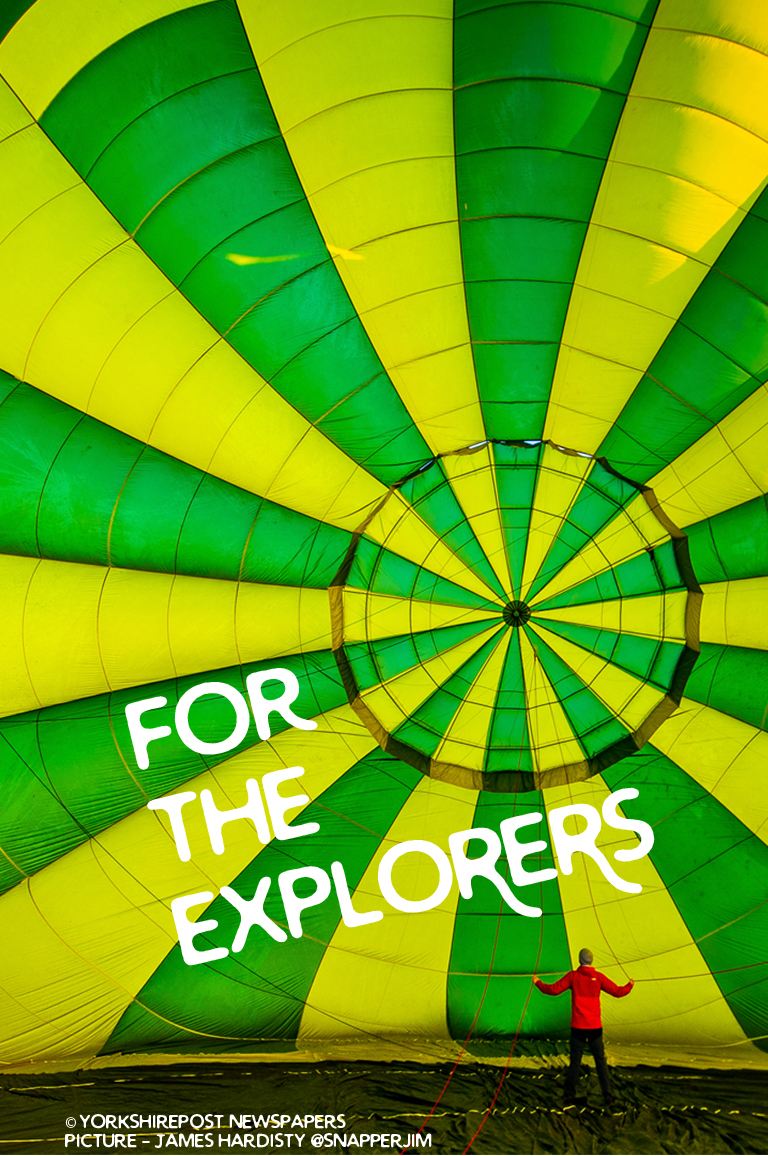 For The Explorers Mobile