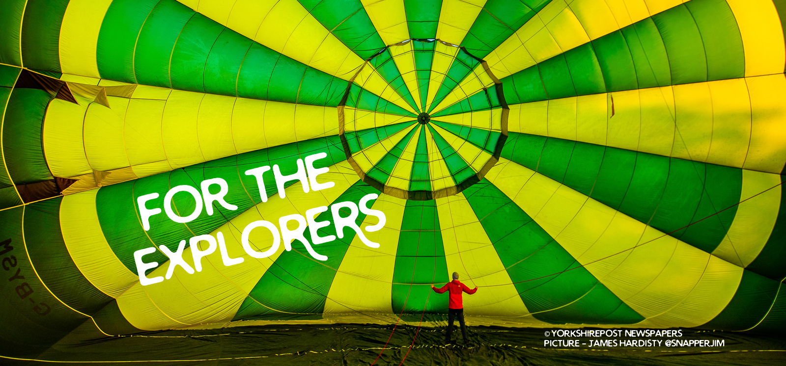 For The Explorers Slider Desktop